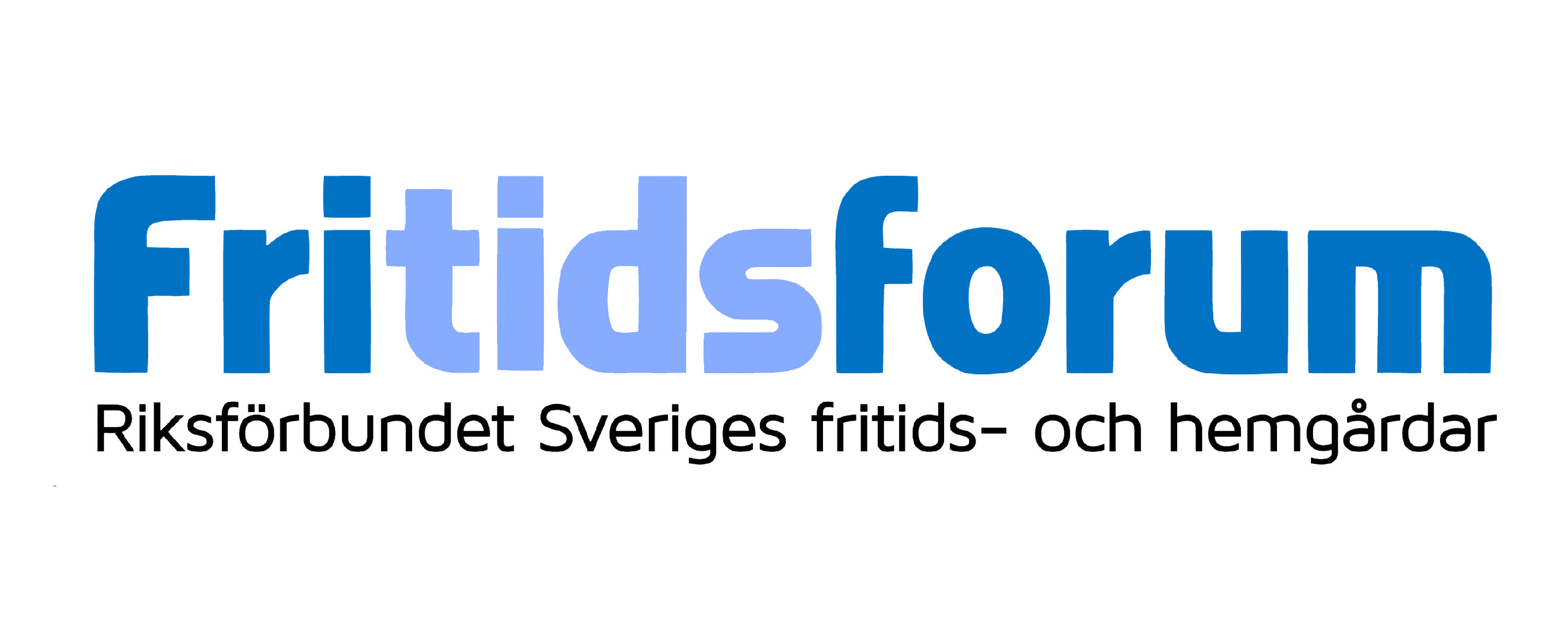 Fritidsforum Logotyp